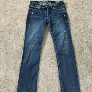 Hurley jeans slim stretch fit size 32